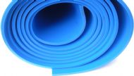 Blue 5mm Polyurethane Sheet 1m Wide